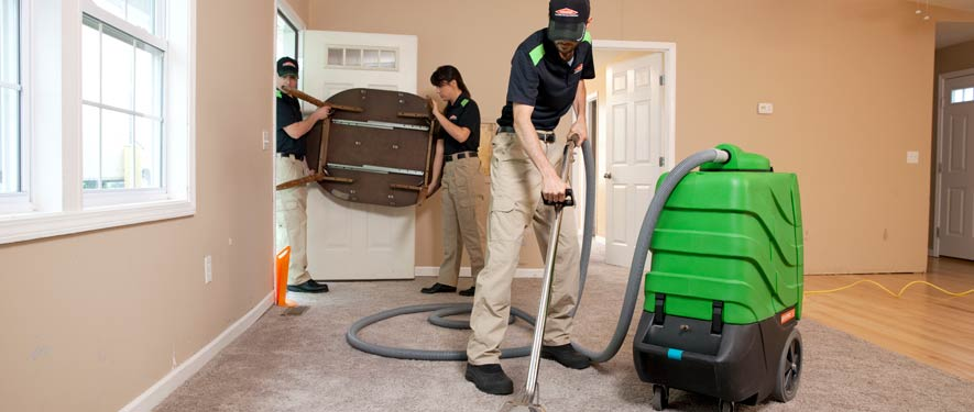 Pico Rivera, CA residential restoration cleaning